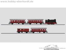 Märklin 26577 Zugpackung 'Nahverkehr' Deutsch V 36.2 DB + Bi + ABi + Pwif-41/52 | Spur H0