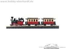 LGB 70302 Startset Personenzug 230 Volt G (Schmalspur)