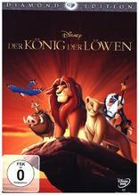 Der König der Löwen (2016), 1 DVD (Diamond Edition)