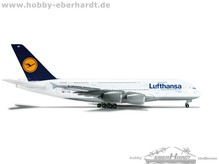 Herpa 515986-001 Lufthansa Airbus A380-800