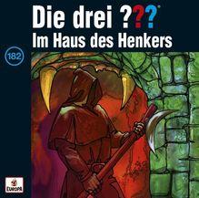 Die drei ??? - Im Haus des Henkers, 1 Audio-CD
