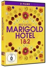 Best Exotic Marigold Hotel 1&2, 2 DVDs