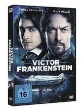 Victor Frankenstein - Genie und Wahnsinn, 1 DVD