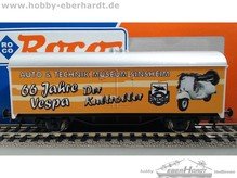 ROCO Sonderwagen VESPA Spur HO