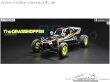 Tamiya 300084416 Grasshopper BLACK 1:10 2WD Buggy