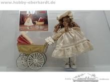 Märklin Replica 16111 Puppe mit Puppenwagen von Heidi Ott