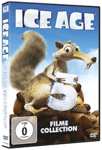 Ice Age 1-5 Boxset, 5 DVD