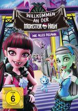 Monster High - Willkommen an der Monster High, 1 DVD
