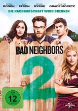 Bad Neighbors 2, DVD
