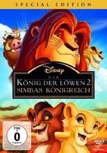 Der König der Löwen 2, Simbas Königreich, 1 DVD (Special Edition)