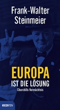 Europa ist die Lösung | Steinmeier, Frank-Walter