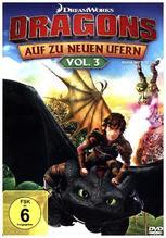 Dragons - Auf zu neuen Ufern, 1 DVD