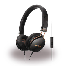 Philips - CitiScape Fixie SHL5305BK/00 - On-Ear Headset / Kopfhörer