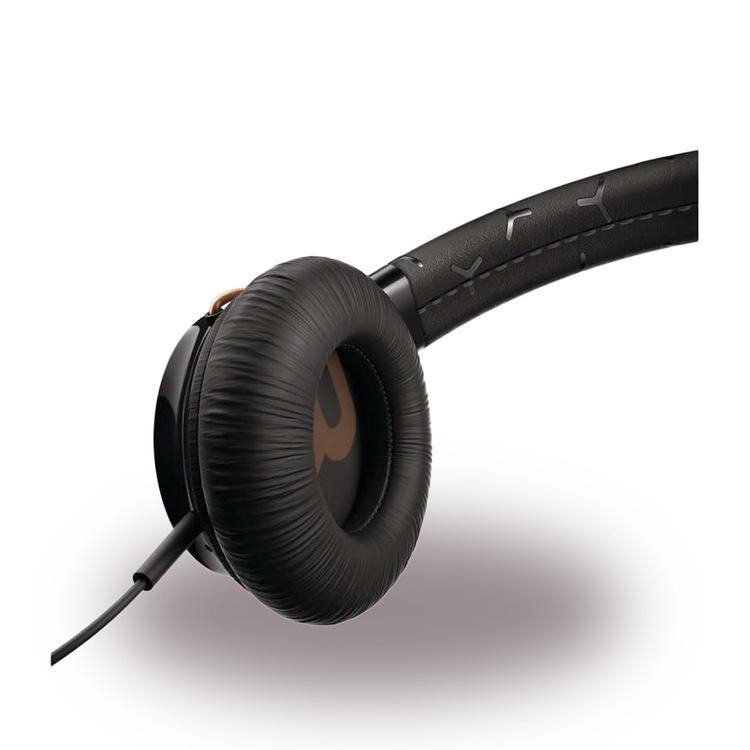 Philips - CitiScape Fixie SHL5305BK/00 - On-Ear Headset / Kopfhörer