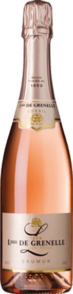 Louis de Grenelle Corail Rosé Sec Saumur AOP Magnum, Frankreich