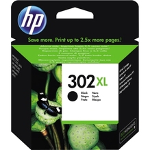 HP Tintenpatrone F6U68AE 302XL 480Seiten schwarz