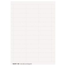 Leitz Beschriftungsschild 19000001 blanko 60x21mm weiß 975 St./Pack.