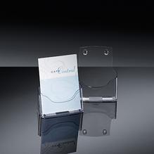 Sigel Prospekthalter LH112 für DIN A5 1Fach Acryl glasklar