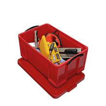 Really Useful Box Aufbewahrungsbox 64R 44x31x71cm 64l rot