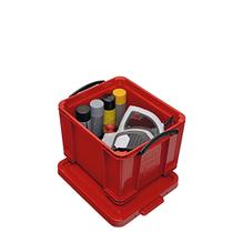 Really Useful Box Aufbewahrungsbox 35R 39x31x48cm 35l rot
