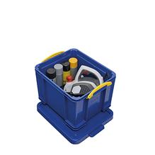 Really Useful Box Aufbewahrungsbox 35B 39x31x48cm 35l blau