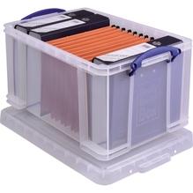 Really Useful Box Aufbewahrungsbox 48C 40,2x31,5x61cm 48l tr