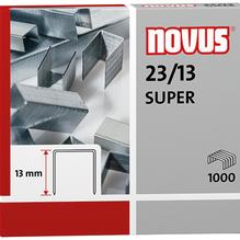 NOVUS Heftklammer 042-0533 23/13 verzinkt 1.000 St./Pack.