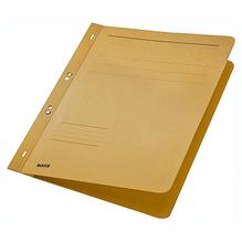 Leitz Ösenhefter 37420011 DIN A4 kfm./Amtsheftung Karton chamois