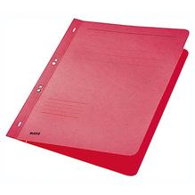 Leitz Ösenhefter 37420025 DIN A4 kfm./Amtsheftung Karton rot