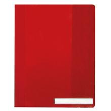 DURABLE Angebotshefter 251003 DIN A4 Hartfolie rot