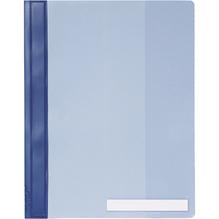 DURABLE Angebotshefter 251006 DIN A4 Hartfolie blau