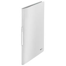 Leitz Sichtbuch Style 39580004 DIN A4 20Hüllen PP arktik weiß