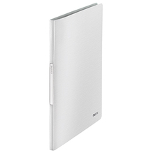 Leitz Sichtbuch Style 39590004 DIN A4 40Hüllen PP arktik weiß