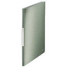 Leitz Sichtbuch Style 39580053 DIN A4 20Hüllen PP seladon grün