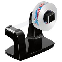 tesa Tischabroller Easy Cut Frame 53831-00000 schwarz +Klebefilm