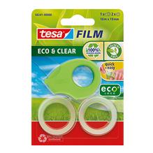 tesa Handabroller ecoLogo 58241-00000-00 grün +Klebefilm