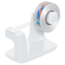 tesa Tischabroller Easy Cut Frame 53840-00000 weiß +Klebefilm