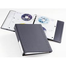 DURABLE CD/DVD Ringbuch INDEX 40 522758 27x6,5x31,5cm anthrazit