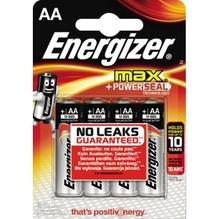 Energizer Batterie Max E300112500 AA/Mignon/LR6 4 St./Pack.