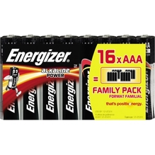 Energizer Batterie E300171700 AAA/Micro/LR03 16 St./Pack.