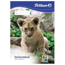 Pelikan Zeichenblock C3/20 224840 DIN A3 20Blatt