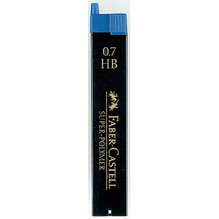 Faber-Castell Feinmine SUPER POLYMER 120700 HB 0,7mm 12 St./Pack