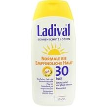 Ladival norm.bis empfindl.Haut Lotion Lsf 30 200 ml