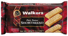 2017 walkers shortbread shortbread fingers cellophaniert 160g