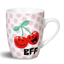 Nici Porzellan-Tasse 'Kirsche BFF'