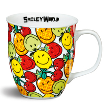 Nici Porzellan-Tasse 'Smiley Früchte'
