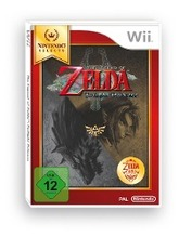 Wii Zelda Twilight Princess Select. Nintendo Wii