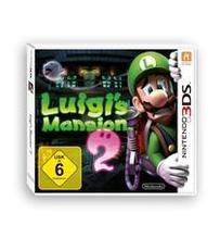 Luigi's Mansion 2. Für Nintendo 3 DS