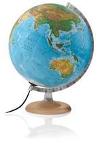 Atmosphere B4 silver Globus