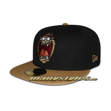 Looney Tunes Comic Art Cap TAZ 2 Black Wheat The Tasmanian Devil official #exclusive# 59FIFTY